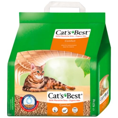 Cats Best Comfort Streu 10l