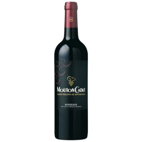 Rothschild Mouton Cadet Bordeaux AOC 0,75l