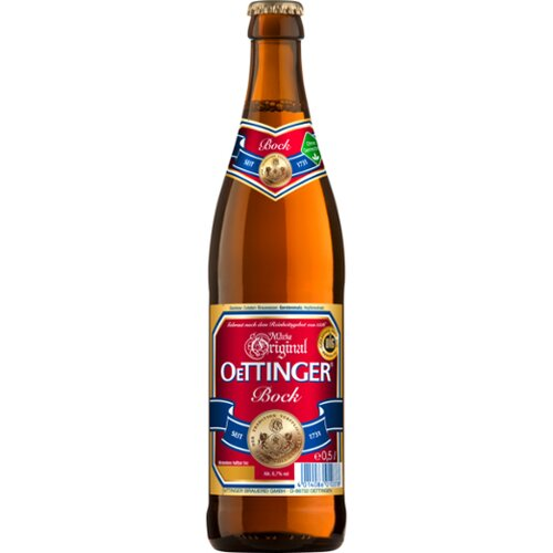 Oettinger Original Bock 0,5l