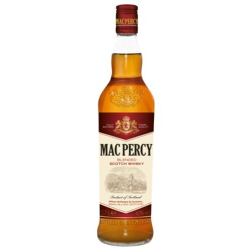 MAC PERCY Scotch Whisky 40 % Vol. 0,7l