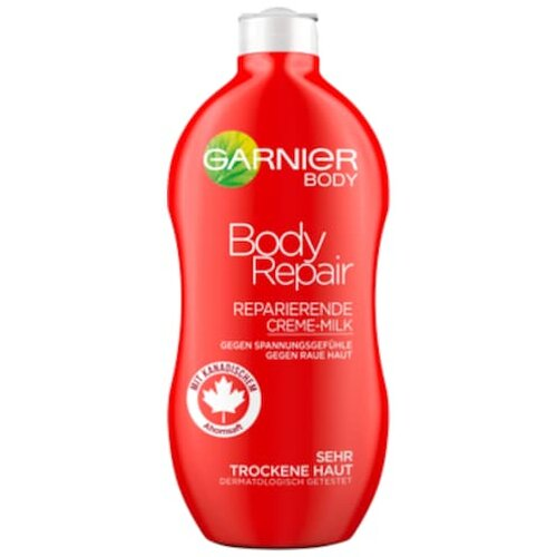 Garnier Body Repair Milk 400ml