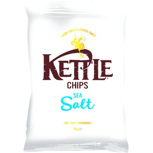 Kettle Chips Salz 150g