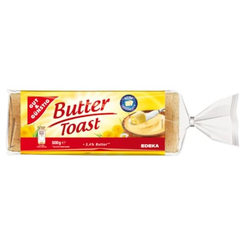 G&G Buttertoast 500g