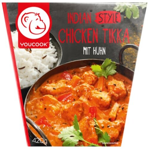 YC Chicken Tikka 420g