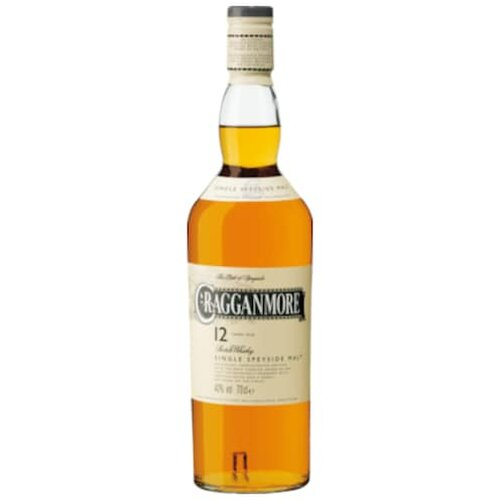 Cragganmore 12 Years 40% 0,7l