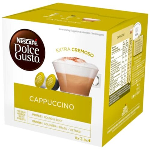 Dolce Gusto Cappuccino 186,4g