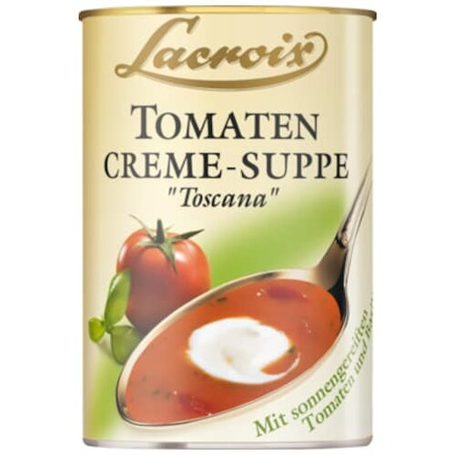 Lacroix Tomat.Suppe Tosc.400ml