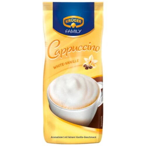 Krüger Family Cappuccino White 500g