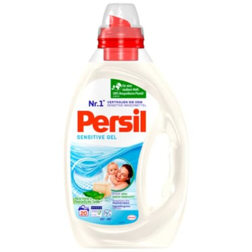 Persil Gel Sensitive 1l 20WL