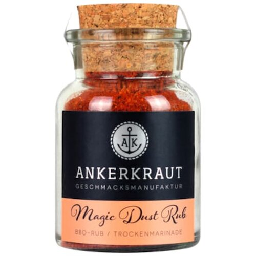 Ankerkraut BBQ-Rub Magic Dust 100g