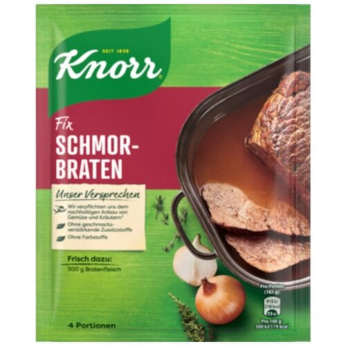 Knorr Fix Schmorbraten 41g