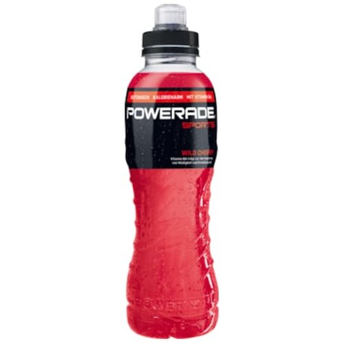 Powerade Wild Cherry 0,5l
