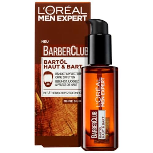Lor.Men Expert Bartöl 30ml