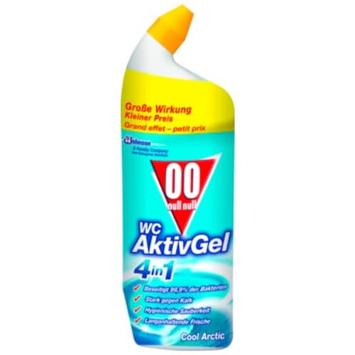 00 WC Gel 4in1 Arctic 750ml