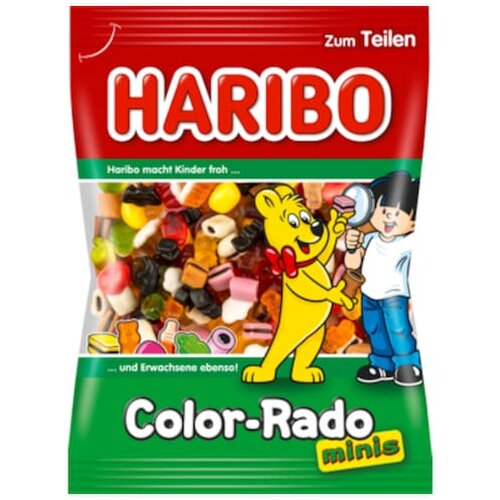 Haribo Mini Color-Rado 175g