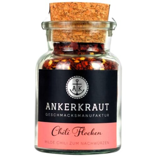 Ankerkraut Chili Flocken 65g