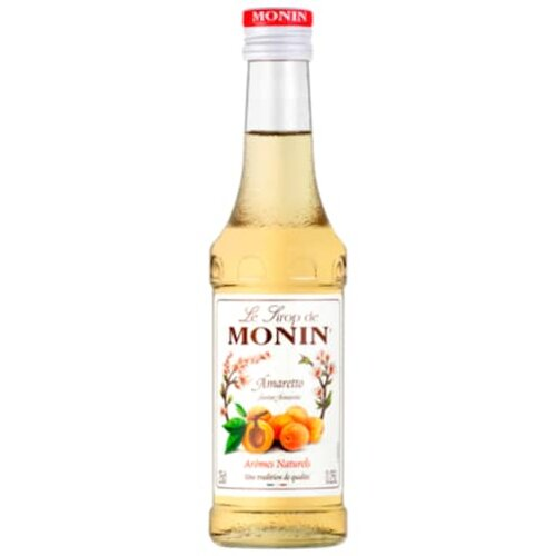 Monin Sirup Amaretto 0,25l
