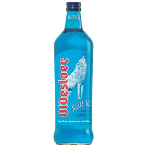 Oldesloer Blue Ice 16% 0,7l