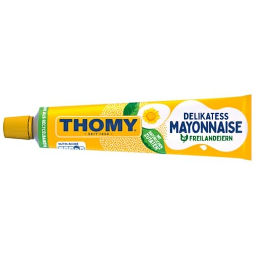 Thomy Delikatess Mayonnaise 82% 200ml