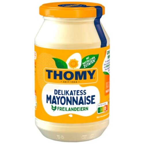 Thomy Delikatess Mayonnaise 80% 0,5l